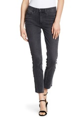 Paige Julia Raw Tux Jeans