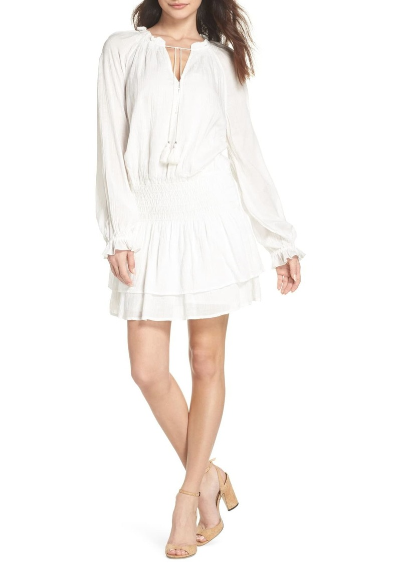 Paige Lemay Peasant Dress