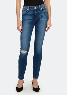 Paige Margot High Rise Skinny Ankle Jeans