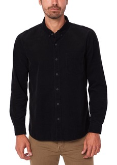Men's Paige Langford Corduroy Button-Down Shirt