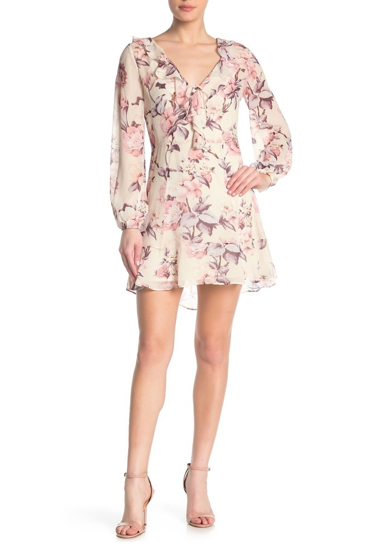 Paige Neha Silk Dress