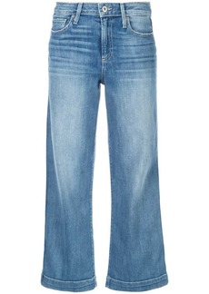 Paige Nellie cropped jeans