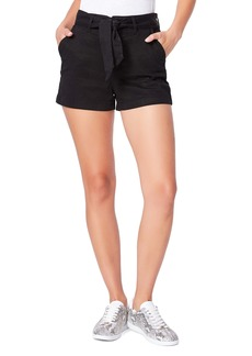 PAIGE Anessa Tie Waist Shorts