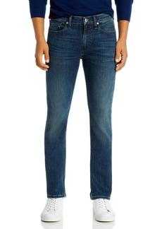 PAIGE Federal Slim Straight Jeans in Dashiel