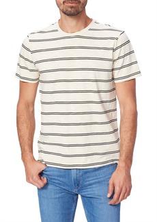 PAIGE Hoover Stripe Slim Fit T-Shirt