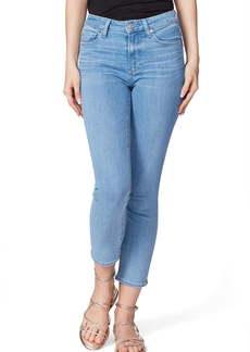 PAIGE Hoxton Crop Skinny Jeans (Skylee)