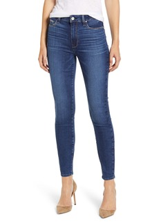 PAIGE Hoxton High Waist Crop Skinny Jeans (Socal)