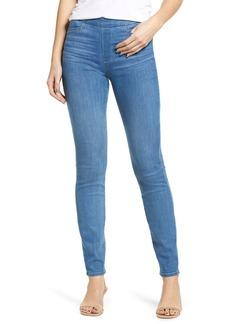 PAIGE Hoxton Pull-On Ultra Skinny Jeans (Gemini)