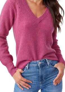 PAIGE Kamila V-Neck Sweater