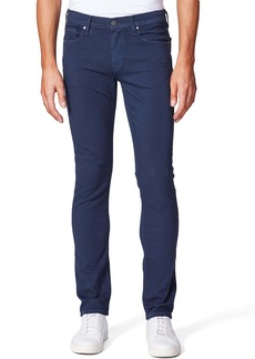 PAIGE Lennox Slim Fit Jeans (Starless Night)