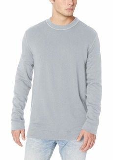 PAIGE Men's Marley Garment Dyed Sweatshirt  L
