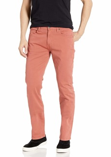 PAIGE Men's Normandie Slim Straight Pants in