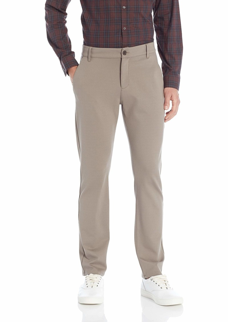 PAIGE Mens Rickson Transcend Knit Tech Trouser Tailored Short