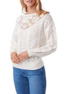 PAIGE Ruby Crewneck Sweater