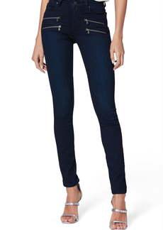 PAIGE Transcend - Edgemont High Waist Ultra Skinny Jeans (Cinema)