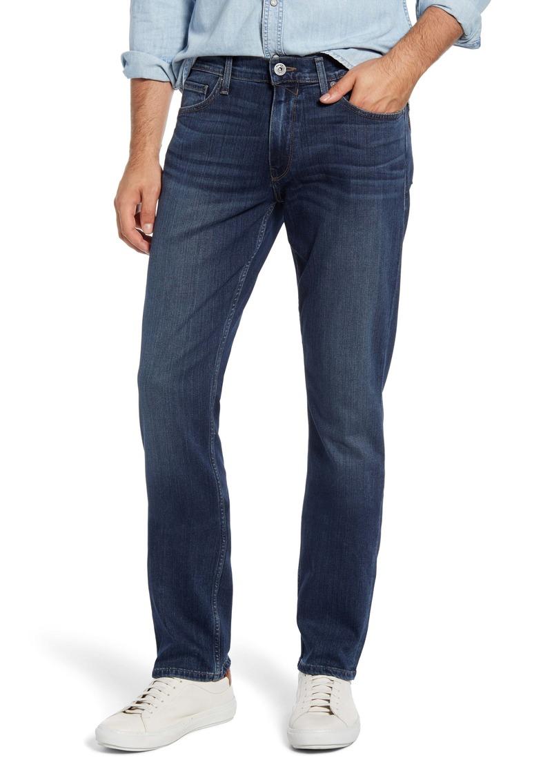 PAIGE Transcend - Federal Slim Straight Leg Jeans (Branson)