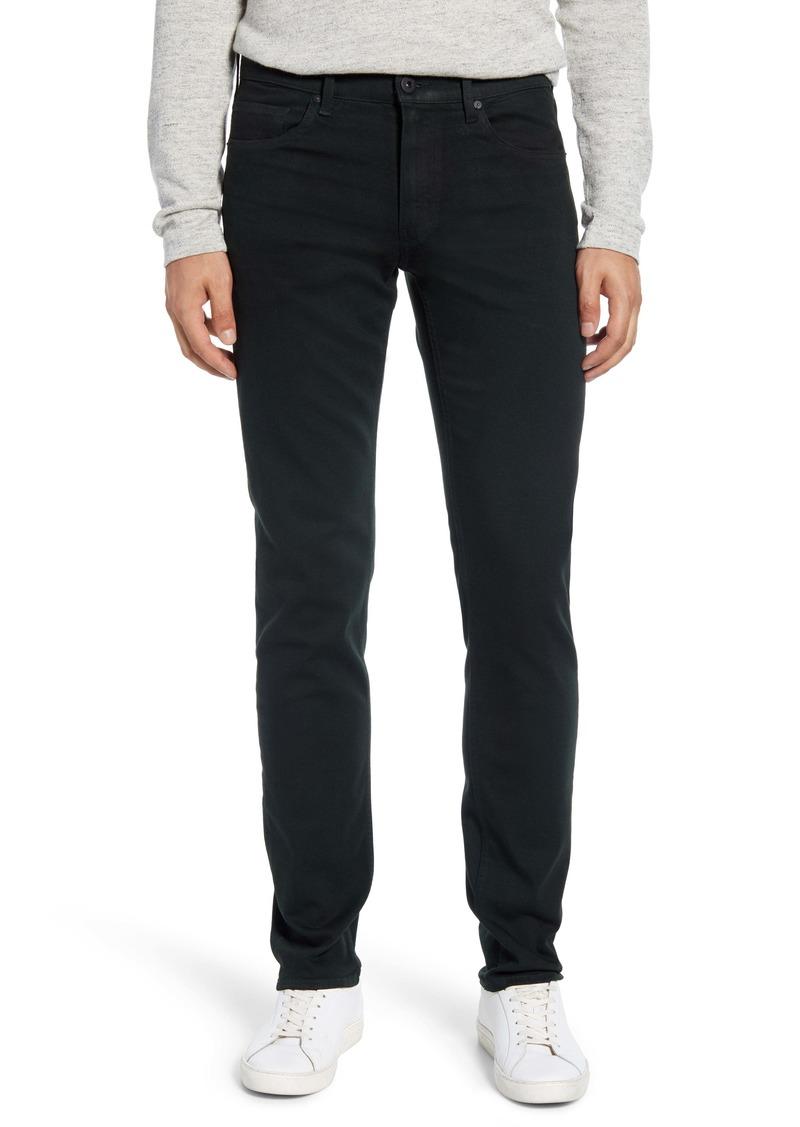 PAIGE Transcend - Lennox Slim Fit Jeans (Alpine Trail Coated)