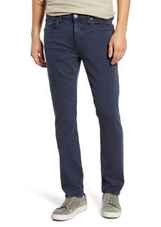 PAIGE Transcend - Lennox Slim Fit Jeans (Vintage Naval Blue)
