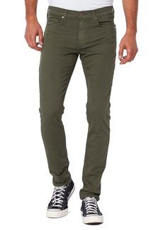 PAIGE Transcend Croft Extra Slim Fit Jeans (Foggy Field)