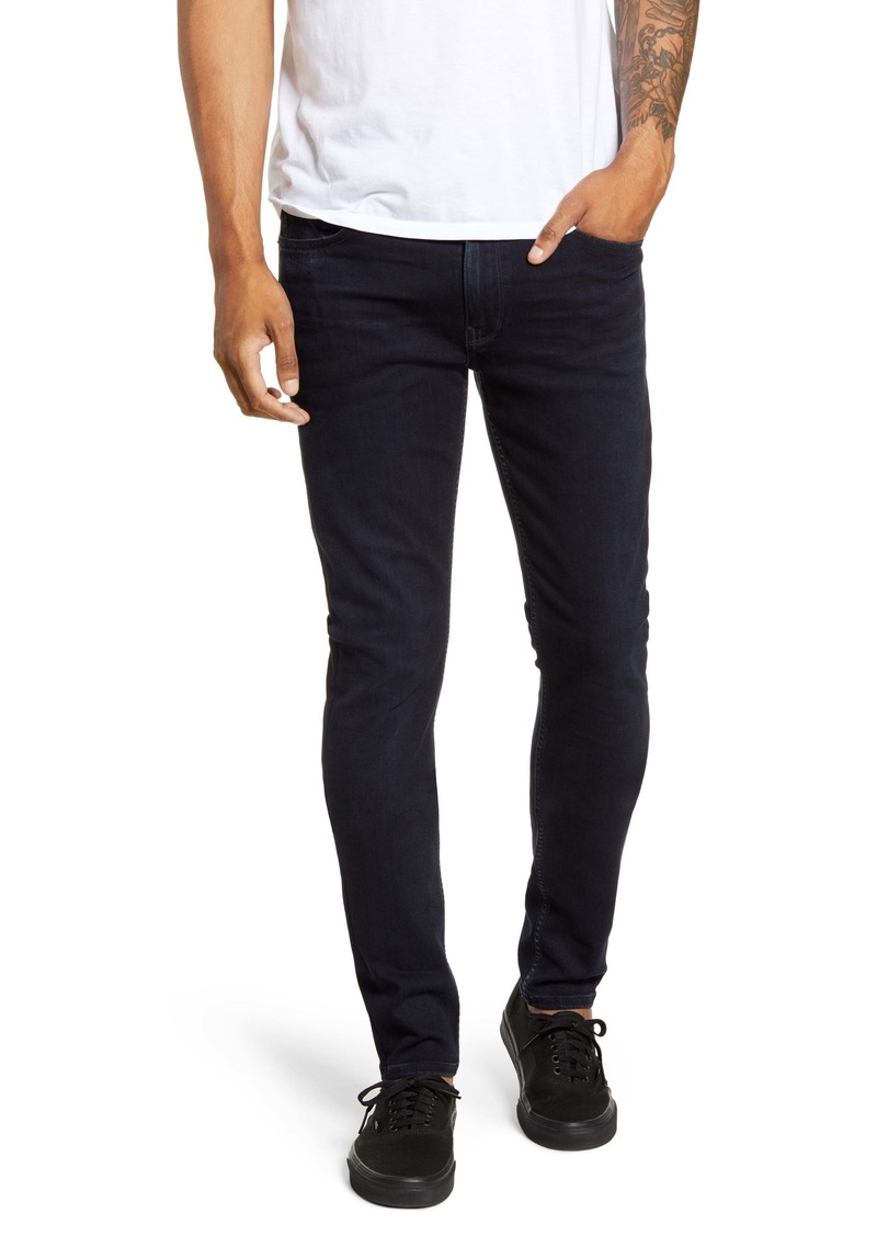 PAIGE Transcend Croft Skinny Fit Jeans (Hirsch)
