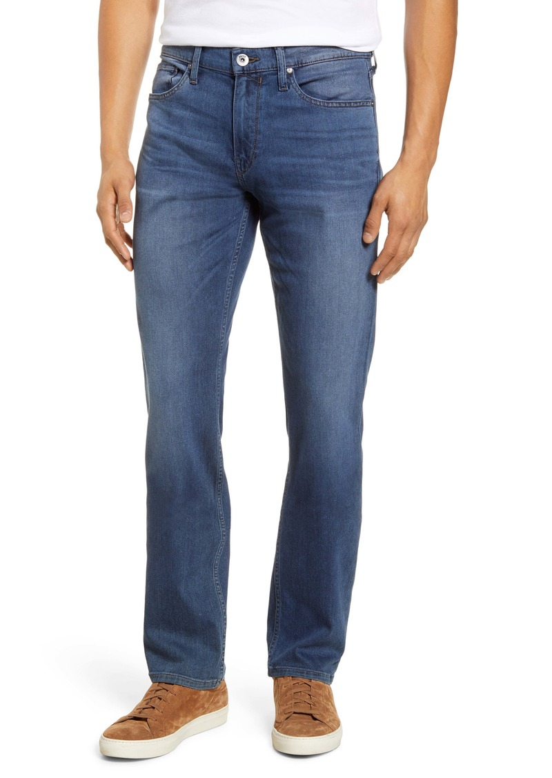 PAIGE Transcend Federal Slim Straight Leg Jeans (Hawke)
