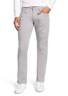 PAIGE Transcend Federal Slim Straight Leg Jeans (Slate Rock)