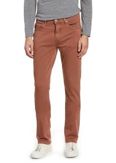 PAIGE Transcend Federal Slim Straight Leg Jeans (Vintage Copper Sun)