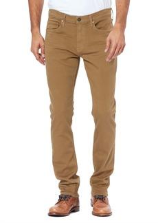 PAIGE Transcend Federal Slim Straight Leg Jeans (Warm Earth)