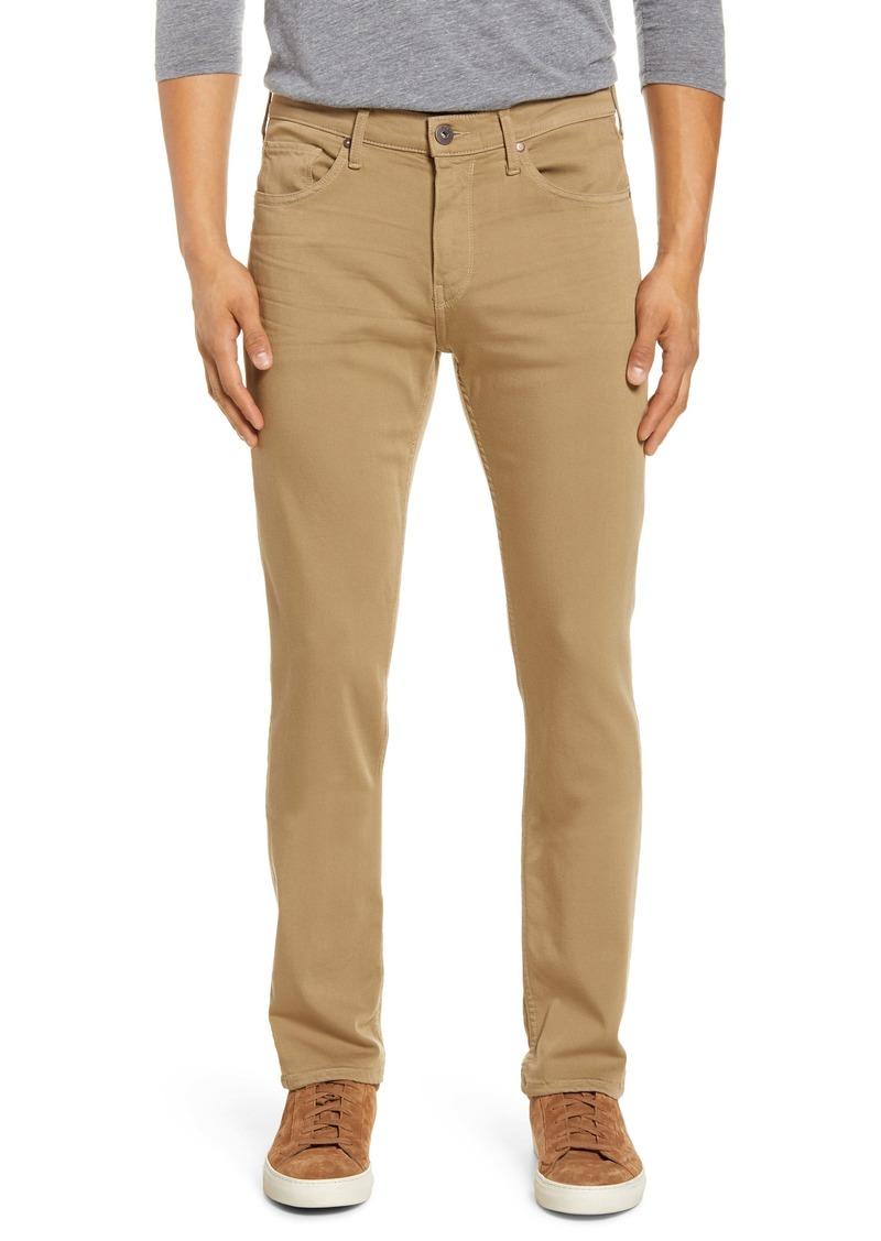 PAIGE Transcend Lennox Slim Fit Jeans (Golden Elm)