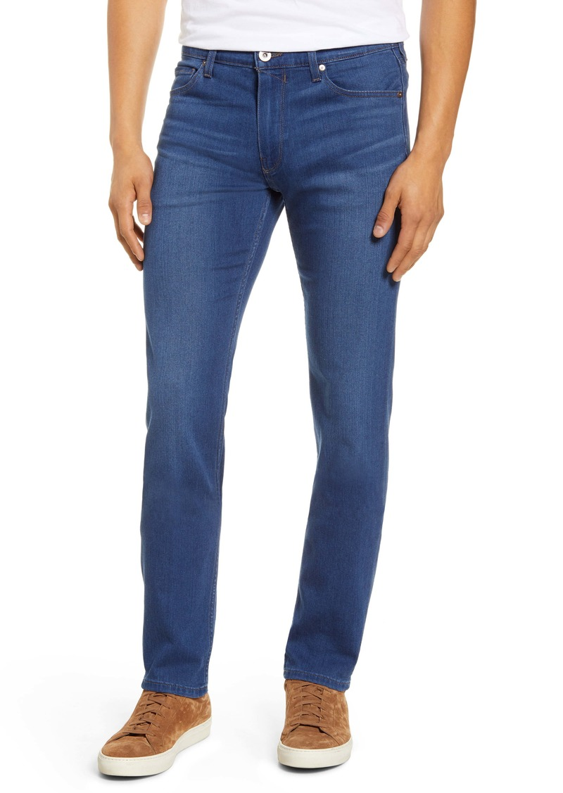 PAIGE Transcend Lennox Slim Fit Jeans (Hensley)