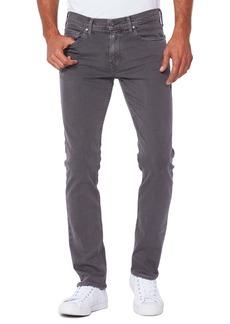 PAIGE Transcend Lennox Slim Fit Jeans (Vintage Empire Grey)