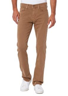 PAIGE Transcend Normandie Straight Leg Jeans (Vintage New Chestnut)