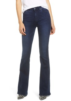 PAIGE Transcend Vintage - Bell Canyon High Waist Flare Jeans (Paradise Cove)