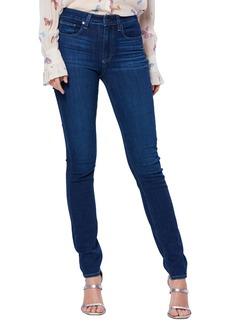 PAIGE Transcend Vintage - Hoxton High Waist Skinny Jeans (Brentwood)