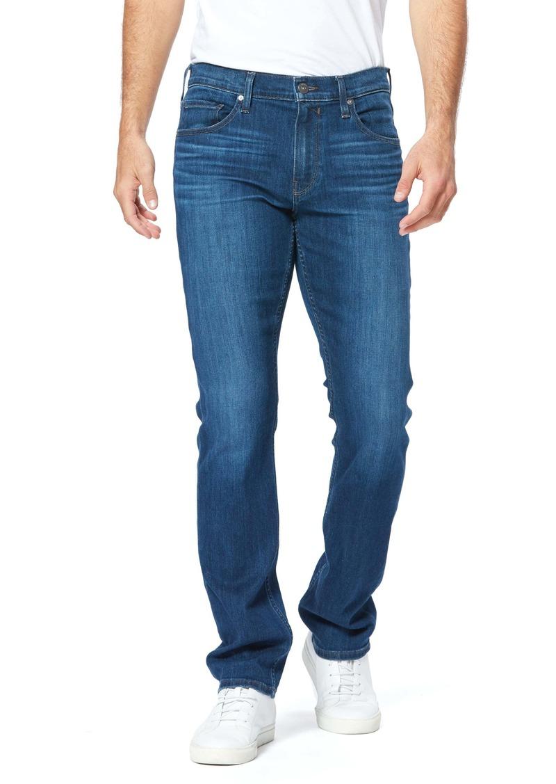 PAIGE Transcend Vintage Federal Slim Straight Leg Jeans (Bartlett)
