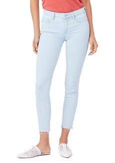 PAIGE Verdugo Frayed Ankle Skinny Jeans (Kokomo)