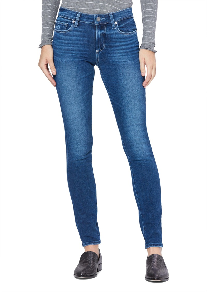 PAIGE Vintage Verdugo Ultra Skinny Jeans (Lookout)