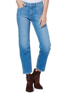 PAIGE Vintage - Noella Ankle Straight Leg Jeans (Casanova)