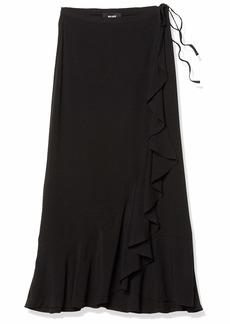 PAIGE Women's Alamar Midi Skirt  XS