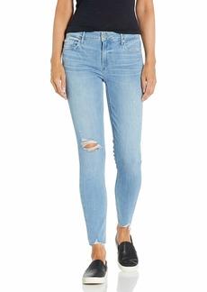 PAIGE Women's Verdugo Transcend Vintage Mid Rise Ultra Skinny Ankle Jean