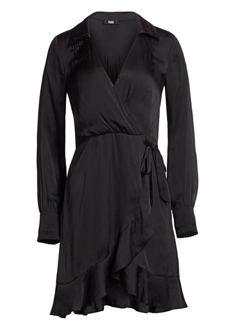Paige Parisa Wrap Dress