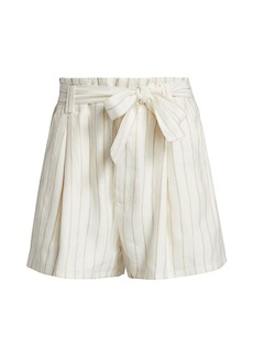 Paige Siesta Striped Shorts