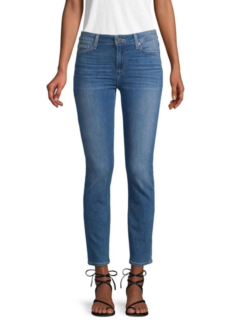 Paige Stretch Ankle Jeans