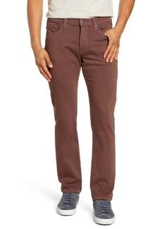 Paige Transcend Federal Slim Straight Leg Jeans (Terracotta Clay)
