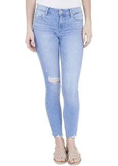 Paige Verdugo Ankle Jeans in Satellite Destructed/Live Hem