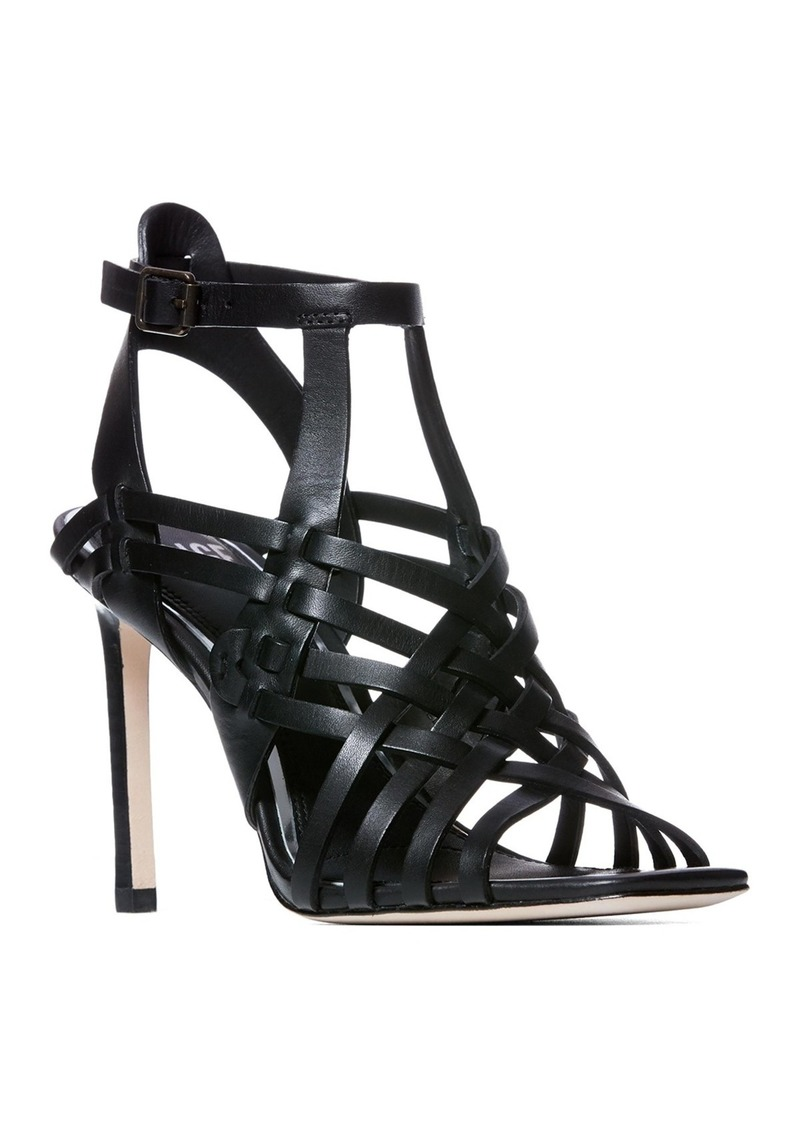 Verso Strappy Stiletto Heel Sandal