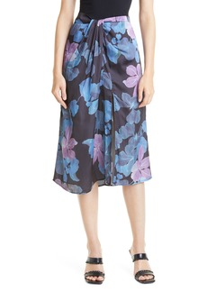 Women's Paige Rosita Floral Print Skirt