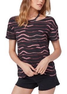 Women's Paige Ryo Slash Neck T-Shirt