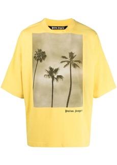 Palm Angels Boulevard print T-shirt
