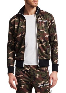Palm Angels Classic Camouflage Track Jacket